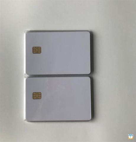 Inkjet Smart Card with 4442 Chip