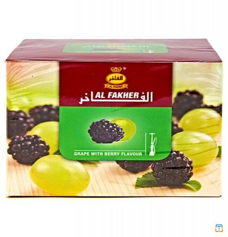 Grape Berry Al Fakher Shisha