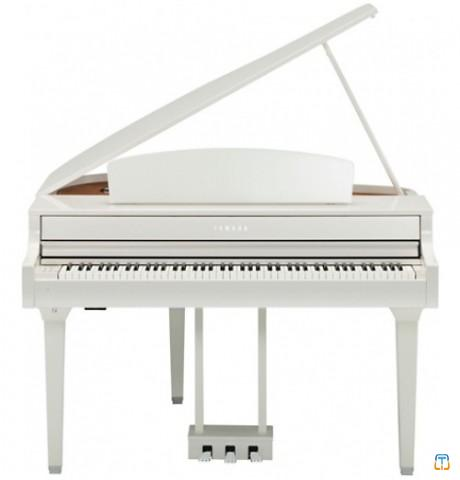 Yamaha Clavinova CLP695 Digital Grand Piano