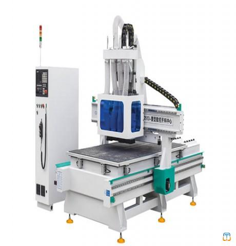 4-Spindle Wood CNC Router Machine for Sale