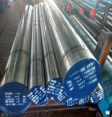 1.2714 LF + VD (Ladle refine, Vaccum degassing) Tool Steel Bars