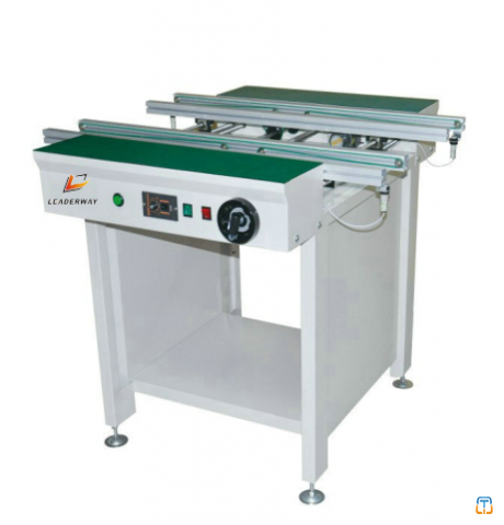 Professional product high quality Dual track conveyor