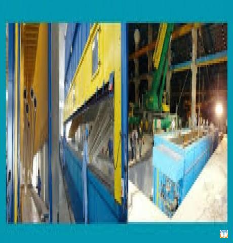 Hot Dip Galvanizing plant