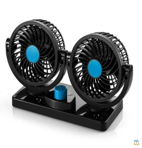 "Safebuy Car cooling fan universal electric 9"" 24v 12v condenser car fan"
