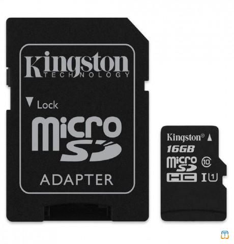 Micro SD Cards With Adapter