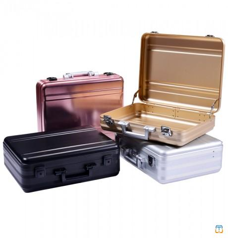 High Quality 100% All Aluminum Alloy Multifunctional Case Suitcase AL001