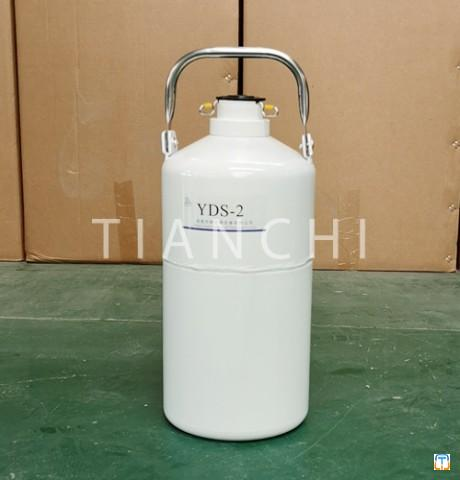 Tianchi farm liquid nitrogen transportation tank container