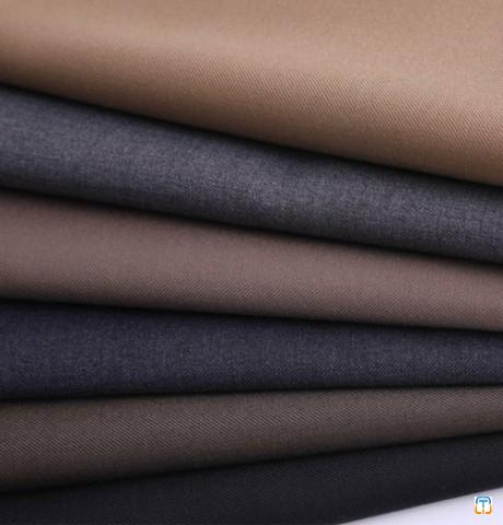 Bespoked Women Slimfit Strech TR Suiting Fabric