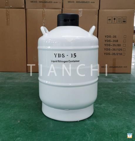 Tianchi farm portable liquid nitrogen container