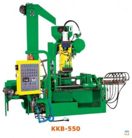 Core Shooting Machine and Shell Molding Machine  KKB-550 Vertical