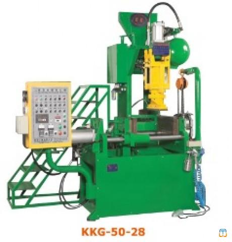 Pre-mixed Resin Sand Core Shooting Machine  KKG50-28- Vertical