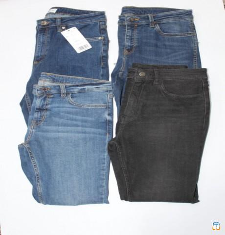 Wholesale high quality fashion mens jeans denim