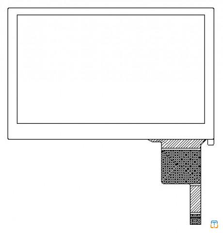 Touch Panel  TPC-043A16