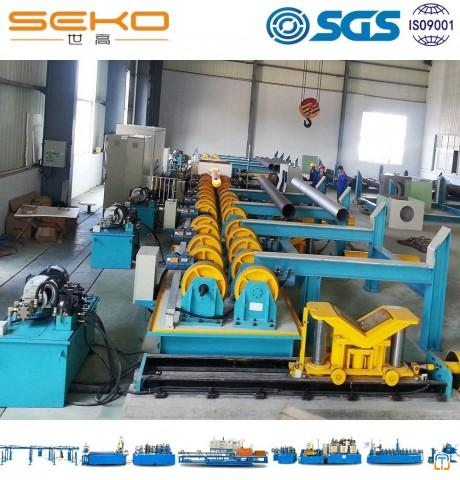 off-Line Rotary Black Annealing Equipment for Large Diameter Steel Pipe