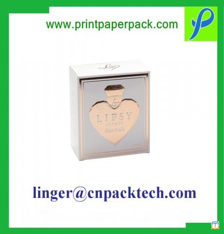 Custom Packaging Cosmetic Perfume Cake Gifts Display Rigid Box