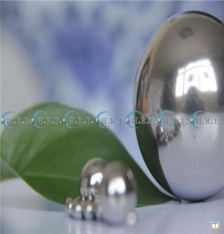 3.175mm stainless steel ball AISI440C G10