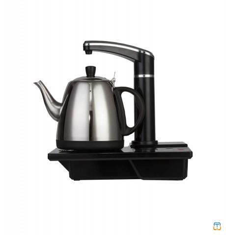 2.0 L Stainless Steel Manufacturer Electric Kettle with Voice and Braille Mark