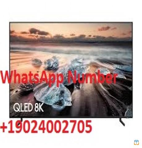 "Samsung QE75Q950R 75"" 8K Smart HDR 4000 QLED TV with 8K AI Upscaling"