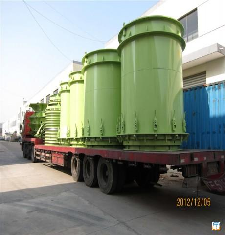 Steel Moulds for Concrete Pipes