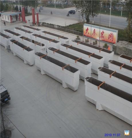 Polymer Concrete Electrolytic Cell