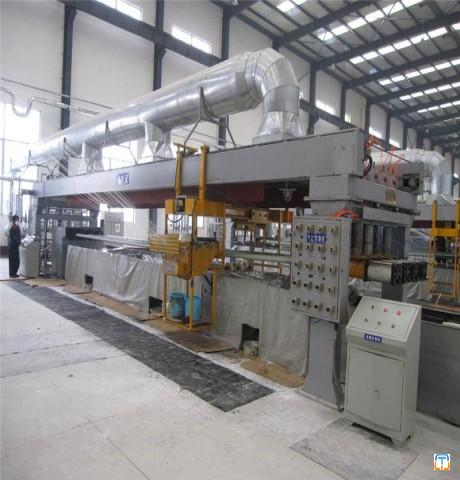 Pipe Wind Production Machine
