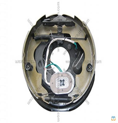 """10"""" x 2-1/4"""" Trailer Electric Brake Assembly with Hand Brake"""