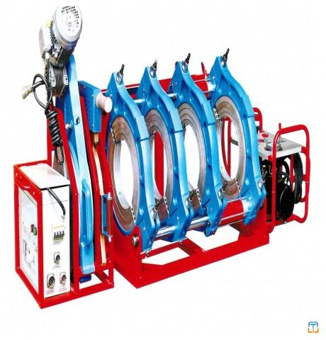 PE PPR HDPE plastic pipe welding machine