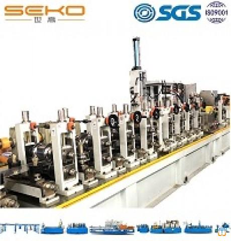 Precision Industrial Tube Mill Stainless Steel Pipe Making Machine