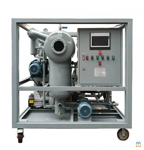 Assen ZYD Transformer Oil Filtration Machine,Reconditioning Aging Insulating Oils.